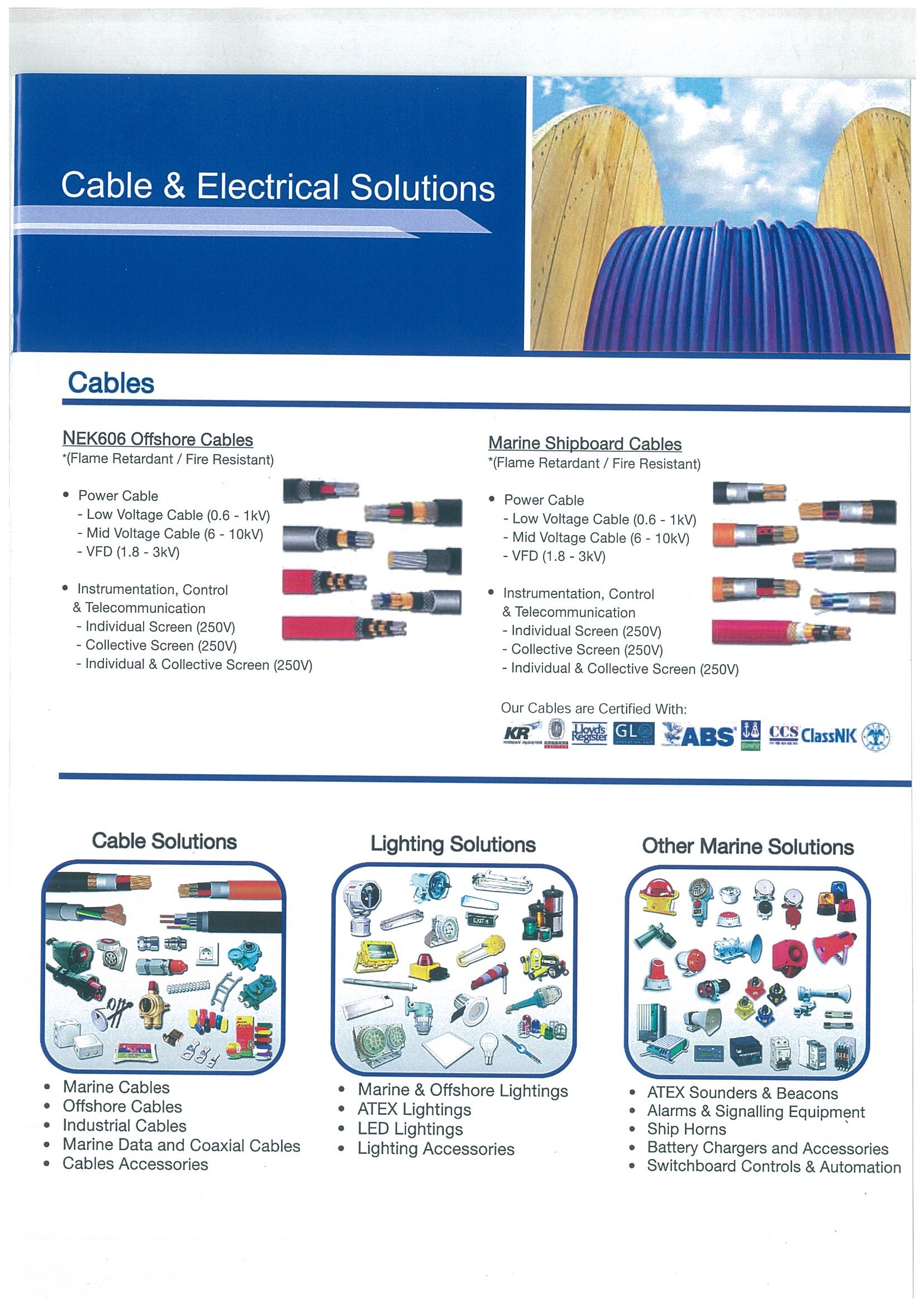 Cable&Electrical_sln